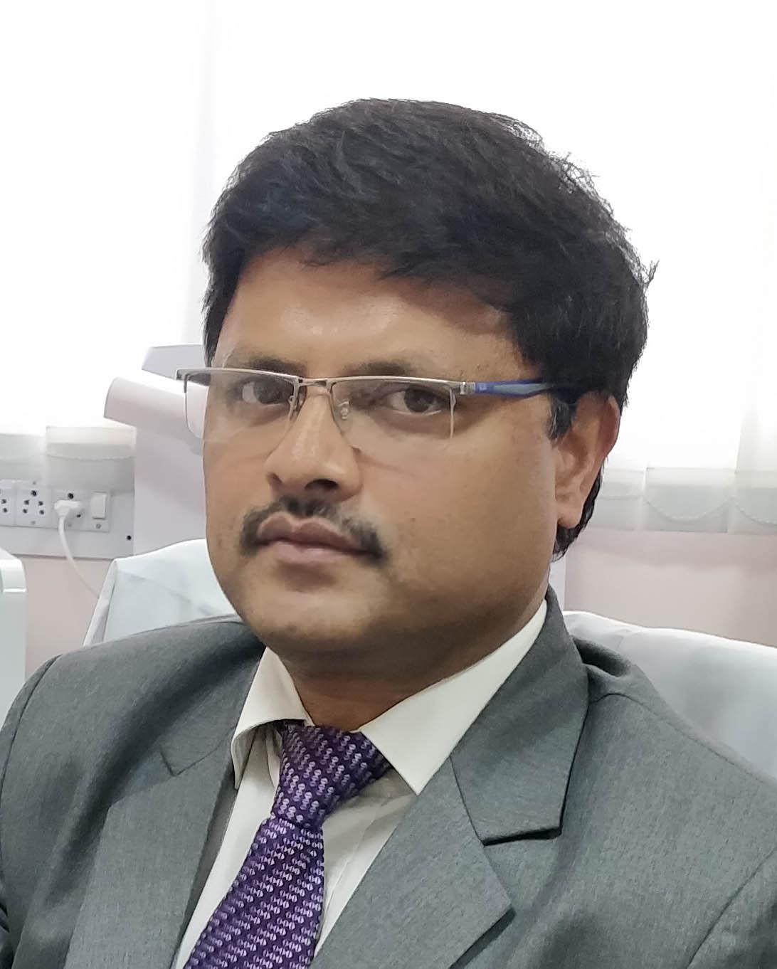 Shivaprakash Rudramurthy